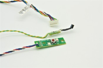 ZEBRA LP2844-Z ,TLP2844-Z, LP3844-Z + ENVISION 220-ZFEED SWITCH 402491G-001A printer parts image