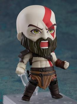 God of War  Kratos Cute Action Figure Collectible Model Toys 2