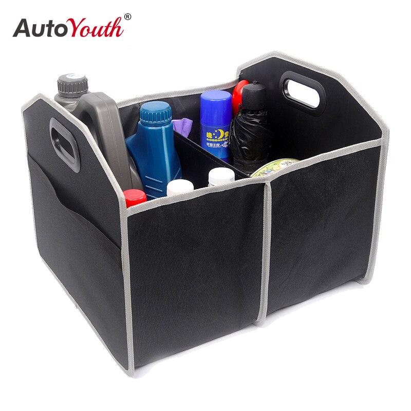 AUTOYOUTH новая коробка для хранения автомобиля чемодан ткань Оксфорд Складная машина для хранения отделка хранения внутренние части салона автомобиля|Все для уборки|   | АлиЭкспресс