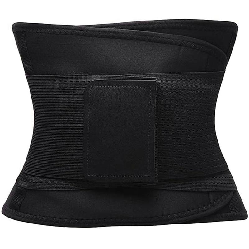 Waist Trainer Belt For Women Waist Cincher Trimmer Slimming Body Shaper Belt Sport Girdle Belt Yoga sport exercise