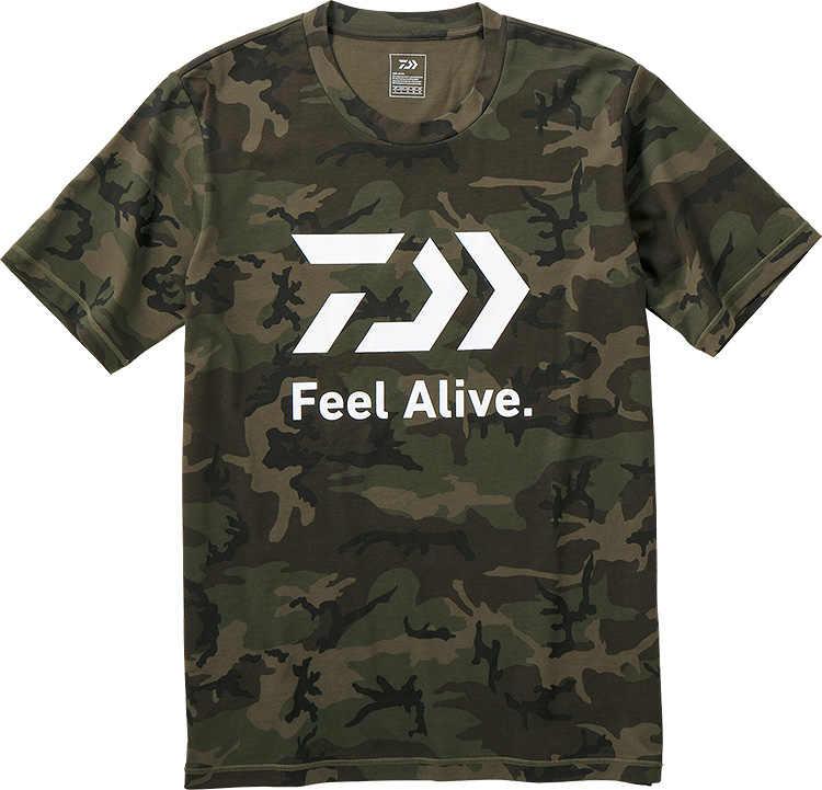 DAIWA DAWA 2020 новая Рыбацкая футболка быстросохнущая дышащая одежда для рыбалки с