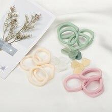 10 шт Серьги подвески красочные нерегулярные серьги для изготовления