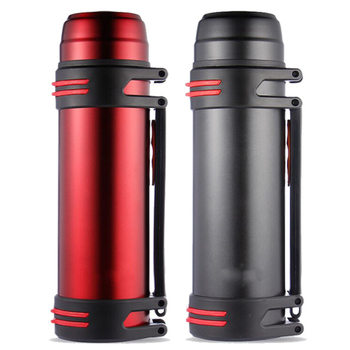 2L/3L Large Capacity Double-Wall Stainless Steel Thermos Vacuum Insulated Cup Bottle For Water Drinkware Outdoor Sports Flask 1