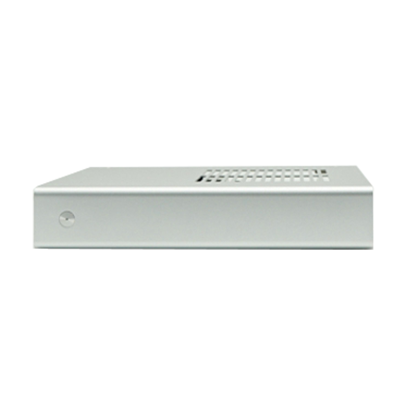 All Aluminum HTPC ITX Small Chassis Game Computer A4 Case Support I5 8500 R5 2400G 2200G PK17 K17