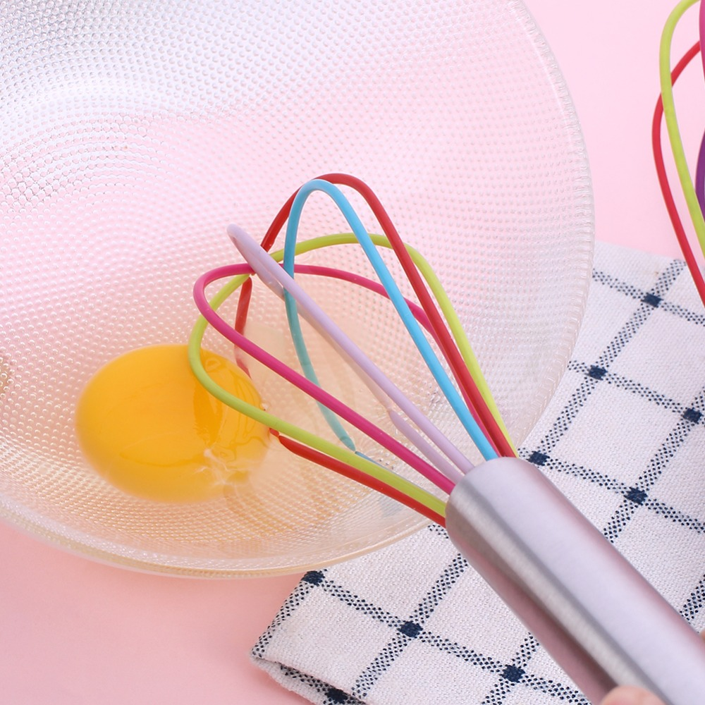 H822c2ebf1b2d434e93b876ca0f4926619 Facemile 1pcs Drink Whisk Mixer Egg Beater Silicone Egg Beaters Kitchen Tools Hand Egg Mixer Cooking Foamer Wisk Cook Blender
