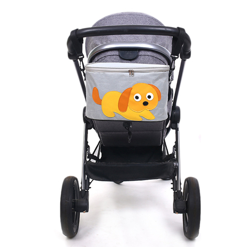 sacos viagem moms carrinho de bebe pendurado