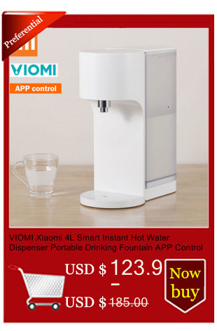 H822c8cb5c7e24552b35179ea3cb12c8cE Xiaomi VIOMI 350ml Electric Juicer Portable Electric Juicer Cup 2000mAh Battery Type-C Rechargeable Blender Jucing Machine