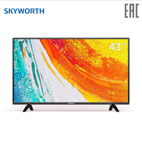 Телевизор 43'' Skyworth 43E2A FullHD TV LED Оригинал 4049InchTv
