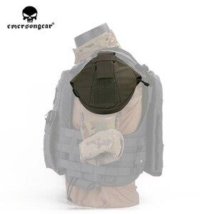 Image 2 - Emersongear Tactical spalla armatura Pad protezione spalla armatura custodia per AVS CPC Vest accessori 2 pezzi esercito equipaggiamento militare