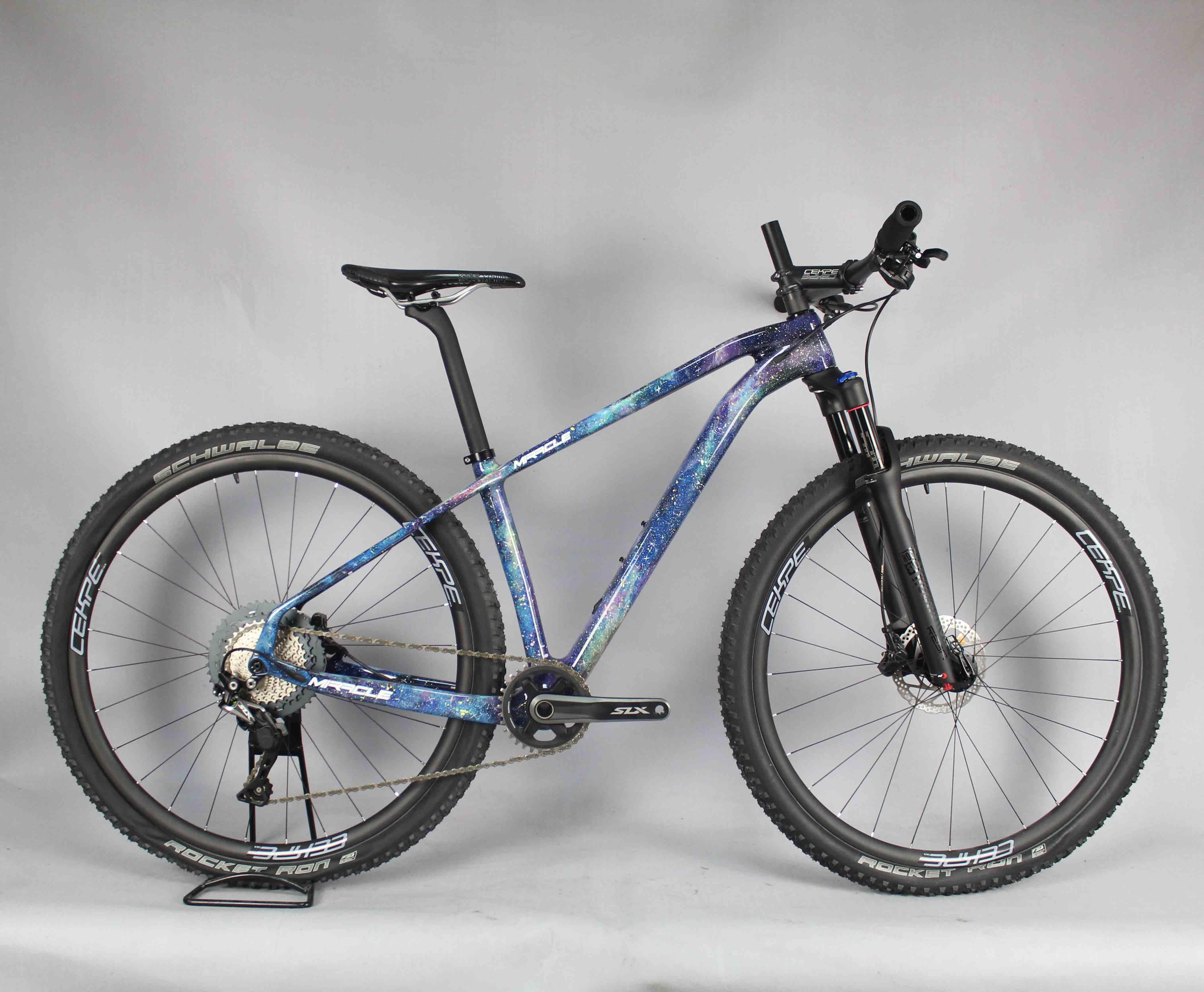 MIRACLE T1000 Carbon Fiber BOOST bikes 29er XC MTB Mountain bike 15 17 19 inch
