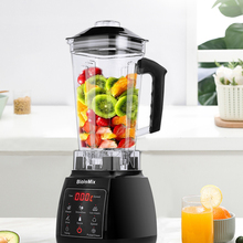 Juicer Mixer Touchpad Food-Processor Professional Blender Ice-Smoothies-Fruit Digital