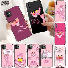 Cute pine panther Luxury Unique Design Phone Cover for iPhone 11 pro XS MAX 8 7 6 6S Plus X 5S SE 2020 XR case panther page 8