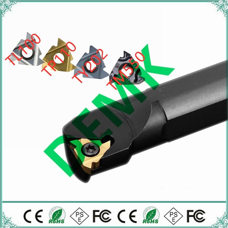 SNR0013M16 SNR0014N16 SNR0016Q16 SNR0020R16 SNR0025S16 CNC Internal Thread Turning Tool rod 16IR Inserts Lathe SNR Holder