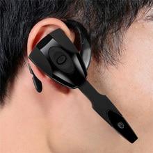 Draadloze Oplaadbare Bluetooth 4.0 Headset Oortelefoon Hoofdtelefoon Voor Mobiele Telefoons