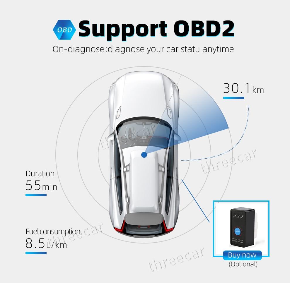 2din Autoradio Android 8 Universale di Navigazione Gps Bluetooth 2.5D Touch Split Screen Wifi Car Audio Stereo Fm Usb Auto multimedia - 6