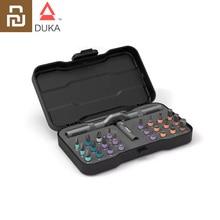 Набор инструментов Youpin Duka RS1, 24 шт., набор инструментов «сделай сам», обычный бытовой ручной инструмент, отвертка с ящиком для инструментов