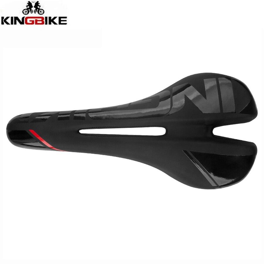 Nylon fiber MTB Road Bike Saddle Racing Seat PU Comfort Bicycle Saddle Seat