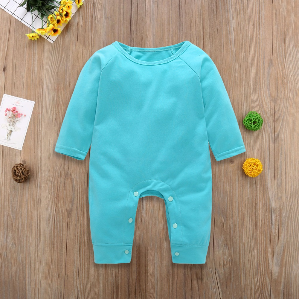 H822f948fe7dc4da89837eca7a19d502eb 2018 New Newborn Baby Boys Girls Romper Animal Printed Long Sleeve Winter Cotton Romper Kid Jumpsuit Playsuit Outfits Clothing