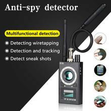 Anty szpieg bezprzewodowy detektor sygnału RF GPS GMS Finder Tracker lokalizator skanera chroń bezpieczeństwo