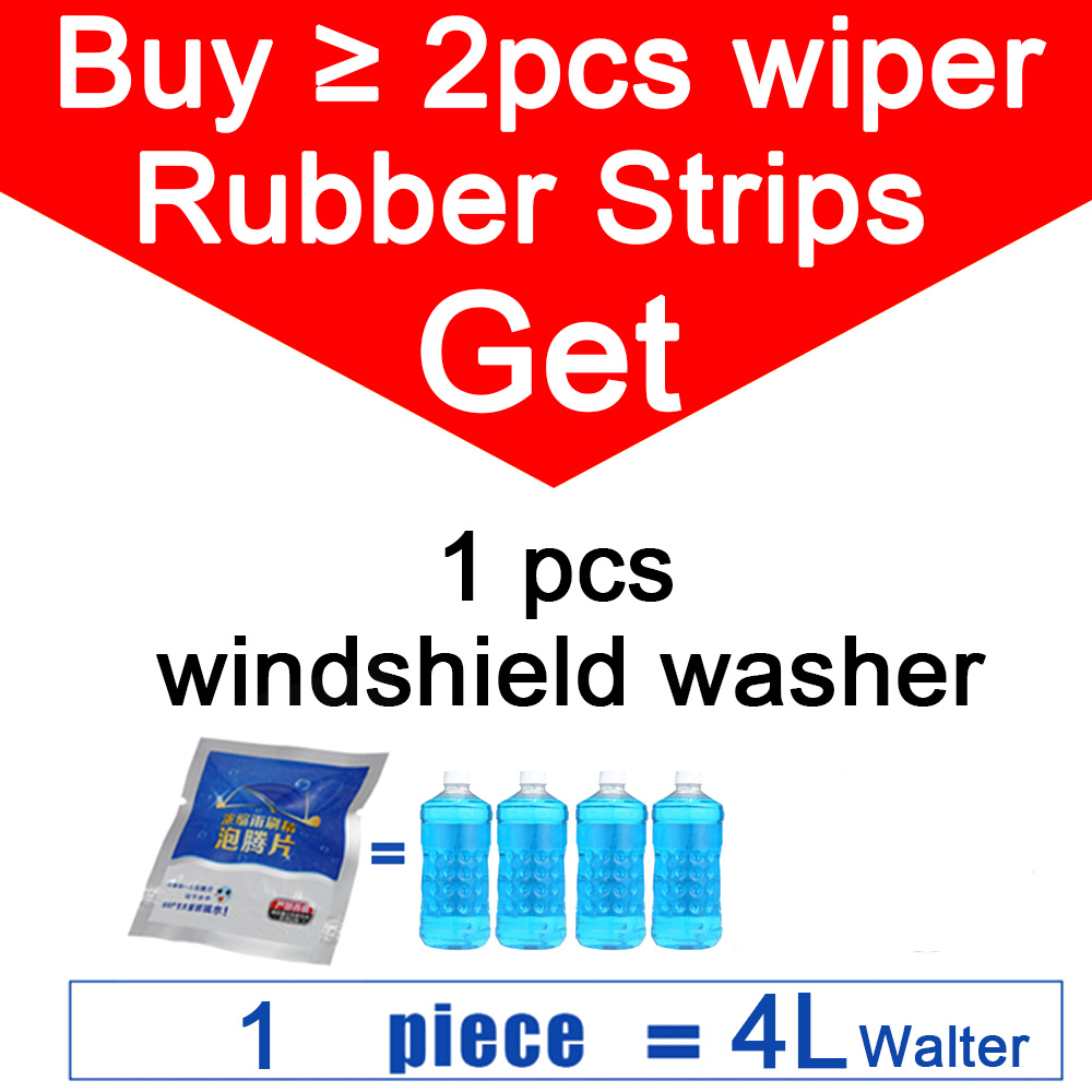Car Wiper Blade Universal U Hook Type 14