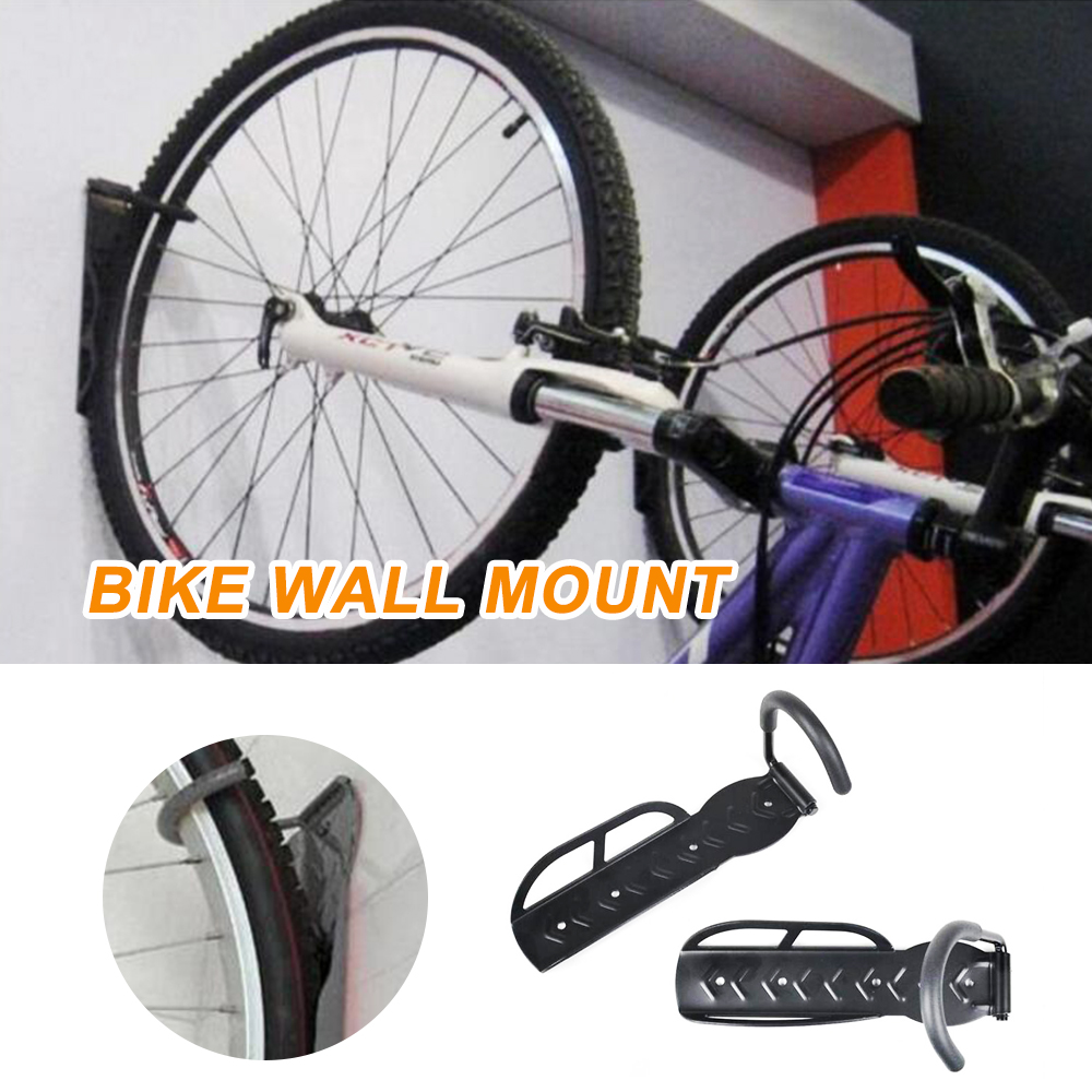 8pcs Bike Hook Durable Wall Mounted with 8pcs Bolts Hangers for Mounting Bicycle