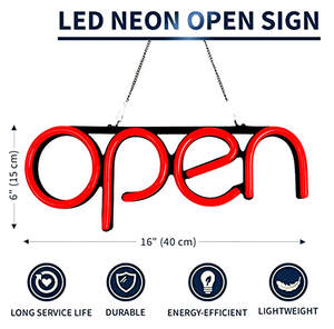 SOpen-Sign-Light Lett...
