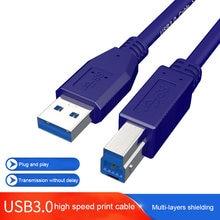 Usb 30 кабель для принтера a папа b высокоскоростной 15 м 3