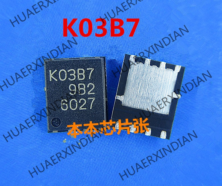 New RJK03B7DPA <font><b>K03B7</b></font> K0387 QFN high quality in stock image