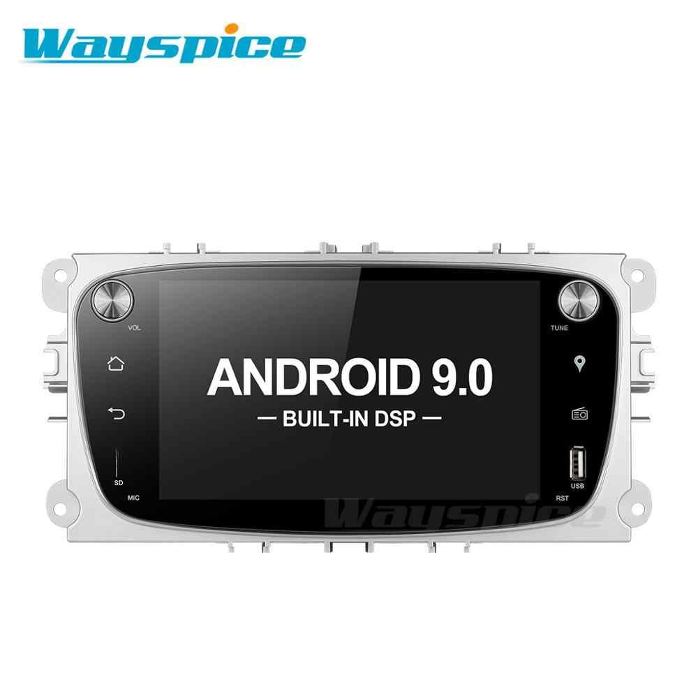 アンドロイド 9.0 PX30 車フォードモンデオ C-max フォーカス galaxy s-マックスカー dvd gps ラジオビデオプレーヤーでダッシュ dvd 1024*600 2DIN