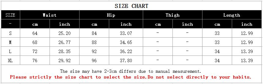 Black Apricot High Waist Irregular Zipper Shorts 1