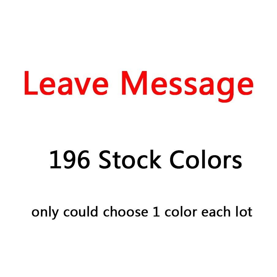 """[IuBuFiGo] 3/""""(9 мм) Фирменная однотонная цветная корсажная лента и подарочные ленты для рукоделия Упаковочная лента 100 Ярд/Лот - Цвет: Leave Message"""