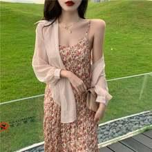 Zosol сексуальный костюм для защиты от солнца облегающее платье