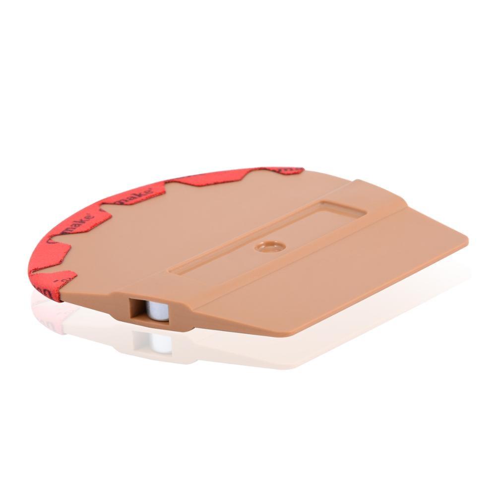 FOSHIO Tinting Tools for Car Window Tint Film Tool Carbon Fiber Vinyl Wrap Magnet Squeegee Scraper 10pcs Microfiber Cloth Edge