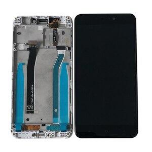 Image 4 - Оригинальный ЖК экран M & Sen для Xiaomi Redmi 4X, 5,0 дюйма, ЖК дисплей + сенсорная панель, дигитайзер с рамкой для Redmi 4X, дисплей с поддержкой 10 сенсорных экранов