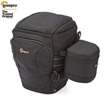 Lowepro Toploader Pro 70 AW II DSLR Camera Triangle Shoulder Bag Rain Cover Portable Waist Case Holster with 9*9cm lens bag цена 2017
