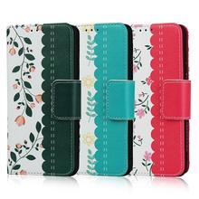 Magnetic Cute flower girl Case for Samsung Galaxy S10 Plus Note 10 Pro Wallet PU Leather Flip Stand Case for Galaxy A20e A40 A50 flower pattern protective flip open pu leather case for samsung galaxy note 3