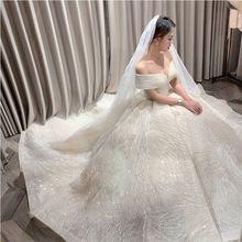 AIJINGYU فساتين الزفاف حجم 18 فساتين بأسعار معقولة محلات حجم كبير للعروس قوانغدونغ نمط الغجر ثوب الزفاف المورد