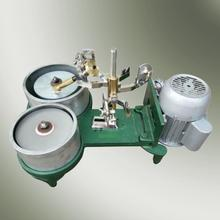 Switching Polishing-Machine And Gem Double-Disc