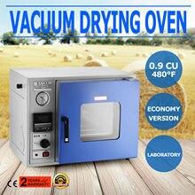 Vacuüm Oven Droogoven 0.9 Cu Ft 250 °C vacuuemdroogstoof 450 Watt Vacuüm Droogoven Laboratorium Vacuüm Drogen oven