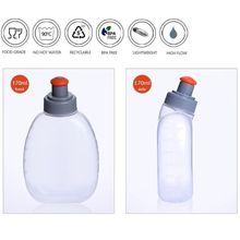 Men Women Mini Outdoor Sports Bottle 250ml/170ml Lightweight