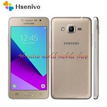 Телефон samsung Galaxy J2 Prime G532 с двумя sim-картами, 4G LTE, 8 Гб rom, 1,5 ГБ ram, 8 Мп, Wifi, gps, четырехъядерный, 5,0 дюймов, сенсорный экран, мобильный телефон