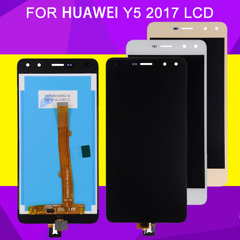 HH Nova Young ЖК-дисплей для huawei Y5 2017 ЖК-дисплей Y6 2017 Y5 iii Дисплей кодирующий преобразователь сенсорного экрана в сборе MYA L02 L41 L22 L23 U29 Дисплей