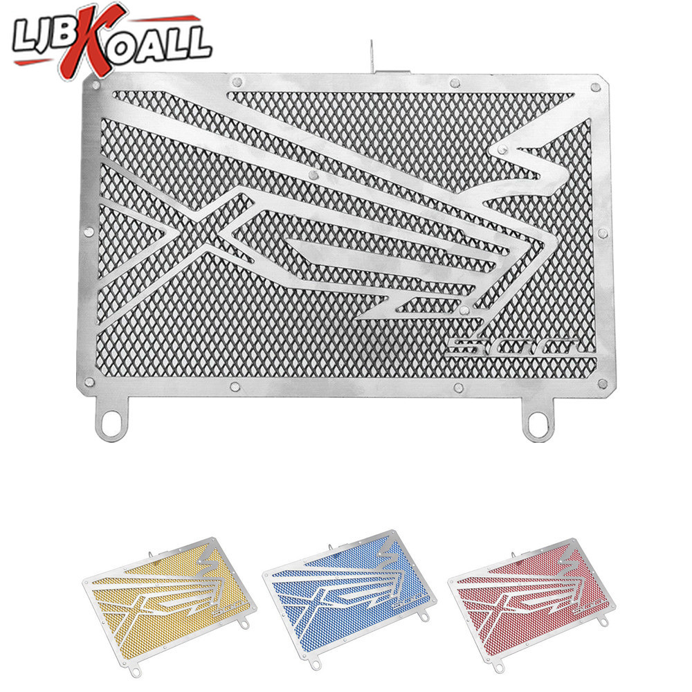 Motorcycle Radiator Guard Grill Grille Cover Protector for Honda <font><b>CB500F</b></font> CB500X 2013 2014 2015 2016 2017 <font><b>2018</b></font> Black Red Blue Gold image