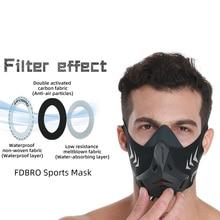 FDBRO PRO New Sport Running Mask Training Sports Mask 3.0 for Running Fitness Workout Resistance Elevation Cardio Endurance Etc.