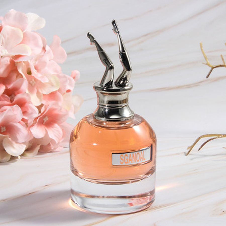 100ml Perfume Glass Bottle Original Women Perfume Men Parfum Fragrances Deodorant Floral Fruity Perfume Lasting Aroma Water