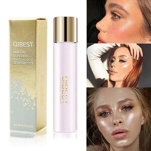 6 Color Highlighter Facial Bronzers Make
