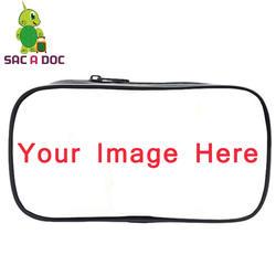 SAC A DOC на заказ логотип косметички Детские карандаши детские школьные принадлежности сумки для мальчиков детские канцелярские
