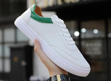 Men tennis shoes 2019 super confident men white sneakers fashion street talent basic small casual tenis