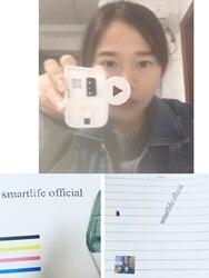 Cubo de impresora exclusivo Smartlife (Mbrush): El móvil más pequeño del mundo con el logotipo de la impresora a Color, moderno dispositivo para diseñadores