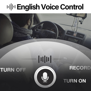 Image 2 - 英語音声制御70maiスマートダッシュカム1s 1080 1080p優れたナイトビジョン70舞1 4s車のレコーダーwifi車dvrビデオdashboad